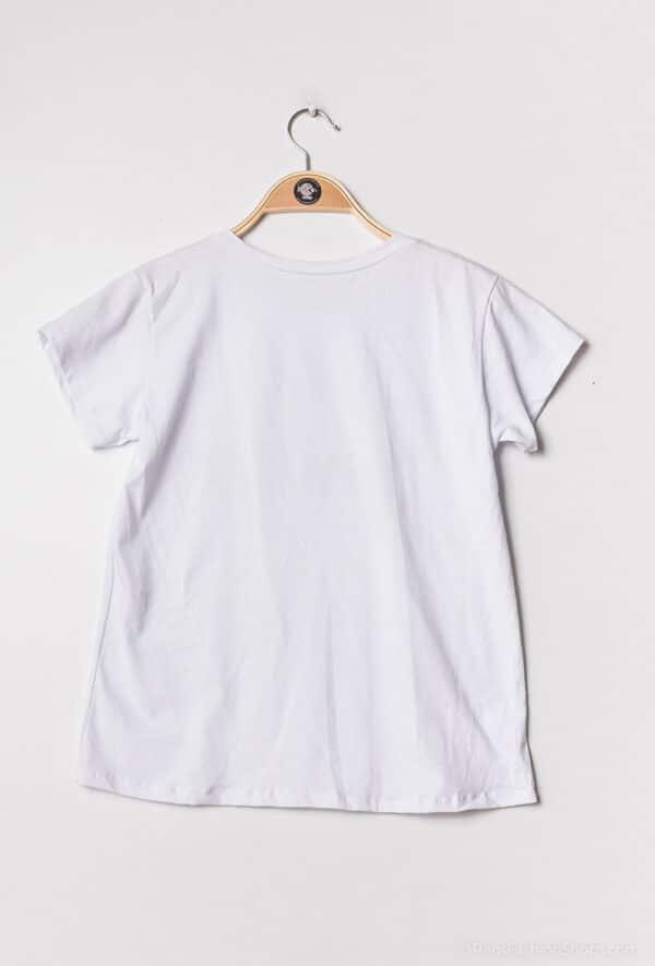 estee brown t shirt avec imprime3 white 2